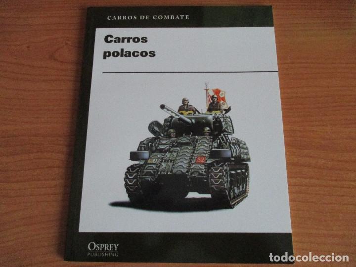 OSPREY - CARROS DE COMBATE: CARROS POLACOS (Militar - Libros y Literatura Militar)