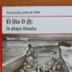 Militaria: EL DIA D (I): LA PLAYA OMAHA. Lote 101972103