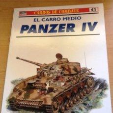 Militaria: CARROS DE COMBATE- RBA- MAQUETAS ARMABLES Y LIBROS- 1999-TODO EL SET COMPLETO: - 90 ELEMENTOS. Lote 102083911