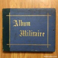 Militaria: 1895 - ALBUM MILITAIRE DE L'ARMEE FRANCAISE - EJERCITO FRANCES - UNIFORMES. Lote 102356911