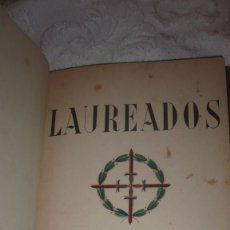Militaria: LAUREADOS TOMO II 18 DE JULIO DE 1936. Lote 102550583