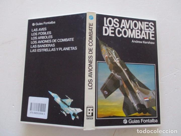 ANDREW HERSHAW. LOS AVIONES DE COMBATE. RMT84243. (Militar - Libros y Literatura Militar)