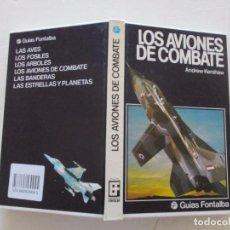 Militaria: ANDREW HERSHAW. LOS AVIONES DE COMBATE. RMT84243. . Lote 102611251