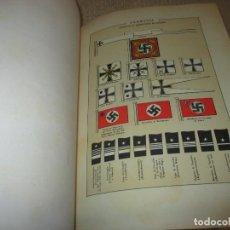 Militaria: ALMANAQUE NAVAL ITALIANO 1941, DESCRIBE TODAS LAS MARINAS DEL MUNDO, CON FOTOS, II GUERRA MUNDIAL. Lote 103141519