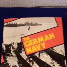 Militaria: LIBRO THE GERMAN NAVY, 1939-1945. Lote 103177995