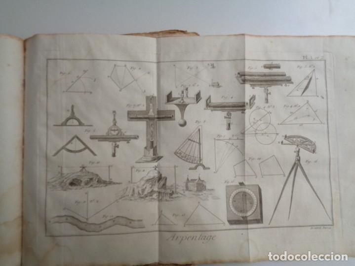 Militaria: RECUEIL DE PLANCHES SUR LES SCIENCES,LES ARTS LIBERAUX,ET LES ARTS MECANIQUES.- - Foto 4 - 103346691