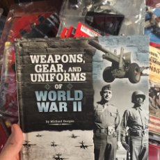Militaria: WEAPONS, GEAR AND UNIFORMS OD WORLD WAR II. Lote 103526839