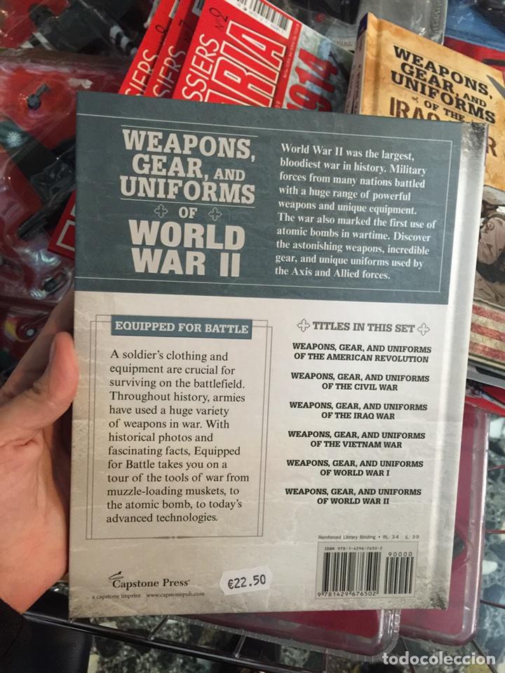 Militaria: Weapons, gear and uniforms od world war II - Foto 2 - 103526839