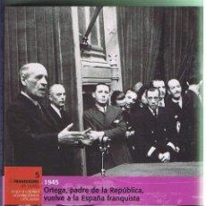 Militaria: NO-DO. EL FRANQUISMO AÑO A AÑO. Nº 5 1945. Lote 103594451
