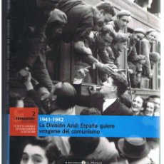 Militaria: NO-DO. EL FRANQUISMO AÑO A AÑO. Nº 2 1941-1942 & DVD. Lote 103594667