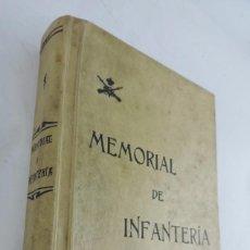 Militaria: VARIOS: MEMORIAL DE INFANTERÍA. NÚMERO EXTRAORDINARIO, ENERO 1916. TOLEDO, IMPRENTA COLEGIO DE MARÍA. Lote 103672963