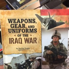 Militaria: WEAPONS, GEAR AND UNIFORMS OF THE IRAQ WAR. Lote 103727110