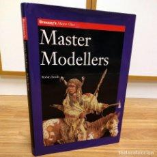 Militaria: BRASSEY'S MASTER MODELERS - LIBRO SOLDADOS DE PLOMO - SOLDADITOS DE METAL - JUGUETES FIGURAS. Lote 104238487