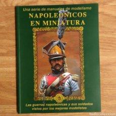 Militaria: NAPOLEONICOS EN MINIATURA - SOLDADOS DE PLOMO - SOLDADITOS FIGURAS MILITARES - ANDREA PRESS. Lote 104294603
