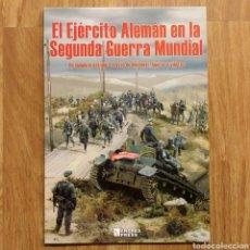 Militaria: SOLDADOS DE PLOMO - EL EJERCITO ALEMÁN EN LA SEGUNDA GUERRA MUNDIAL - SOLDADITOS FIGURAS MINIATURAS. Lote 104295463
