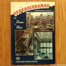 Militaria: SUPERDIORAMAS - DIORAMAS - MAQUETAS - MILITARES - HISTORICAS - MODELISMO. Lote 104298947