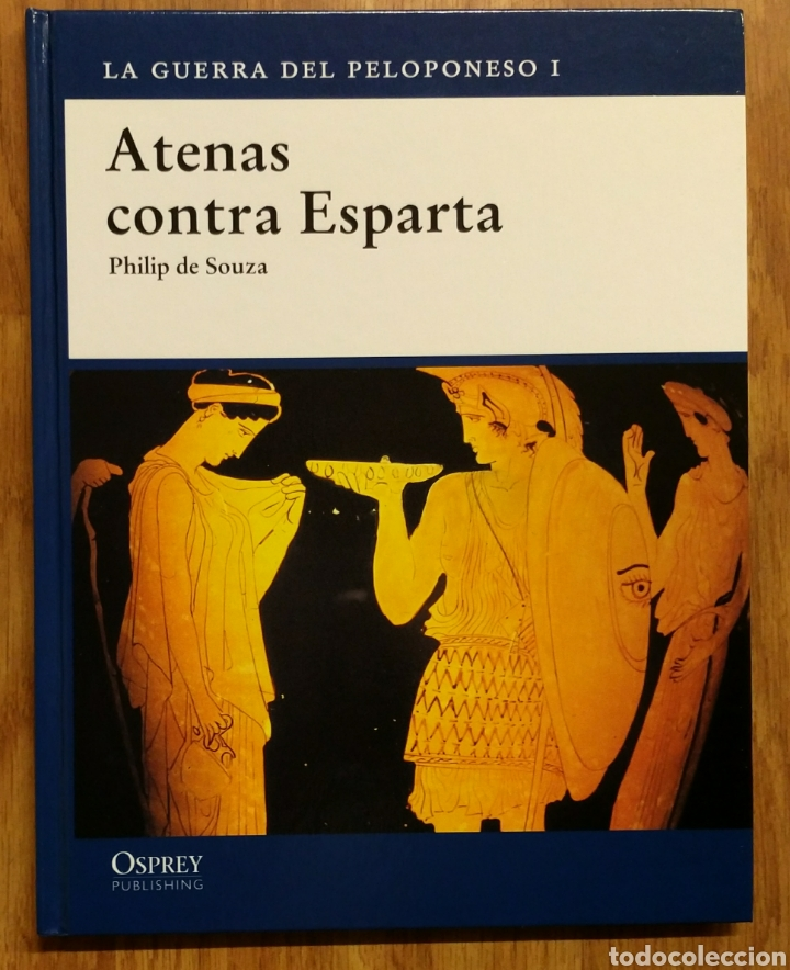 Militaria: OSPREY - GRECIA ANTIGUEDAD - COLECCION COMPLETA - Foto 10 - 104432215