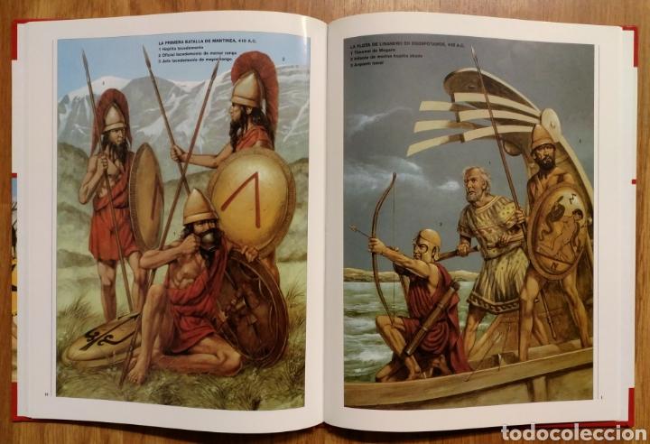 Militaria: OSPREY - GRECIA ANTIGUEDAD - COLECCION COMPLETA - Foto 30 - 104432215