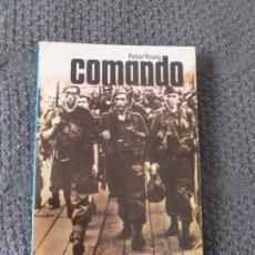 Militaria: COMANDO. PETER YOUNG. SAN MARTIN. 1975 160PP. Lote 104706211