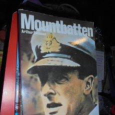 Militaria: SAN MARTIN PERSONAJES 9 - MOUNTBATTEN - 1977 / 1ª ED - PERFECTO ESTADO STOCK DE LIBRERIA. Lote 105088703
