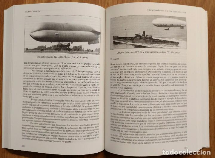 Militaria: SUBMARINOS ALEMANES EN LA GRAN GUERRA 1914 - 1918 - ALMENA - UBOAT - UBOOT - PRIMERA GUERRA MUNDIAL - Foto 6 - 105119723