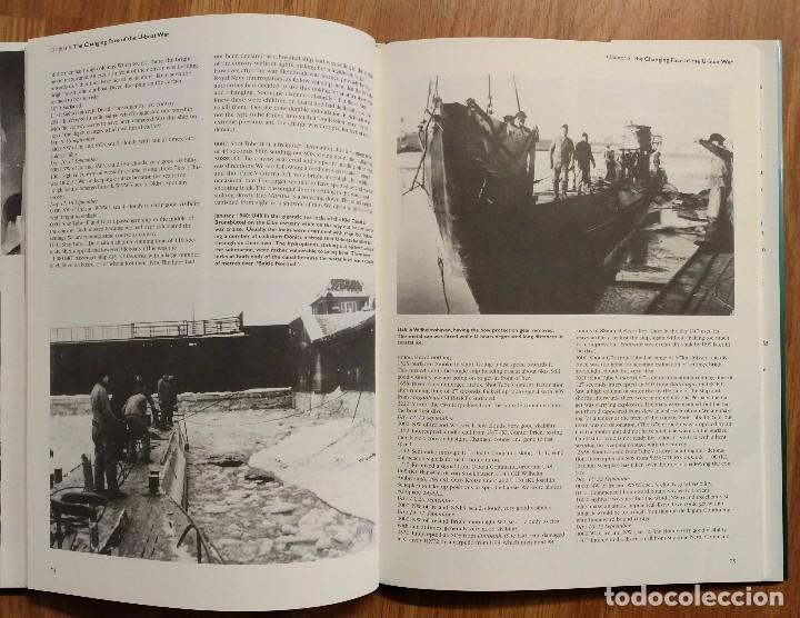 Militaria: U-Boat Commanders and Crews 1935-45 SEGUNDA GUERRA MUNDIAL SUBMARINOS ALEMANES KRIEGSMARINE - Foto 2 - 105326875