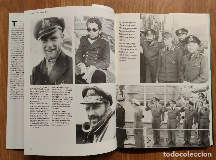 Militaria: U-Boat Commanders and Crews 1935-45 SEGUNDA GUERRA MUNDIAL SUBMARINOS ALEMANES KRIEGSMARINE - Foto 3 - 105326875