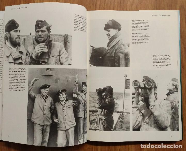 Militaria: U-Boat Commanders and Crews 1935-45 SEGUNDA GUERRA MUNDIAL SUBMARINOS ALEMANES KRIEGSMARINE - Foto 4 - 105326875