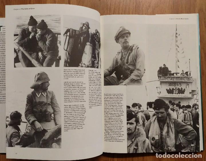 Militaria: U-Boat Commanders and Crews 1935-45 SEGUNDA GUERRA MUNDIAL SUBMARINOS ALEMANES KRIEGSMARINE - Foto 5 - 105326875