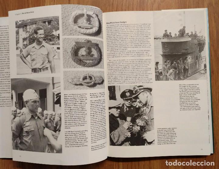 Militaria: U-Boat Commanders and Crews 1935-45 SEGUNDA GUERRA MUNDIAL SUBMARINOS ALEMANES KRIEGSMARINE - Foto 6 - 105326875