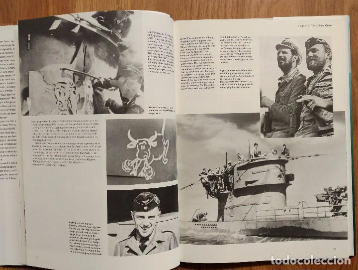 Militaria: U-Boat Commanders and Crews 1935-45 SEGUNDA GUERRA MUNDIAL SUBMARINOS ALEMANES KRIEGSMARINE - Foto 7 - 105326875