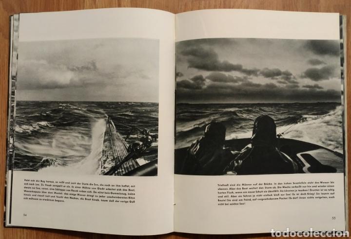 Militaria: 1942 - U-Boot auf Feindfahrt U-BOAT SUBMARINOS ALEMANES SEGUNDA GUERRA MUNDIAL KRIEGSMARINE - Foto 5 - 105359426