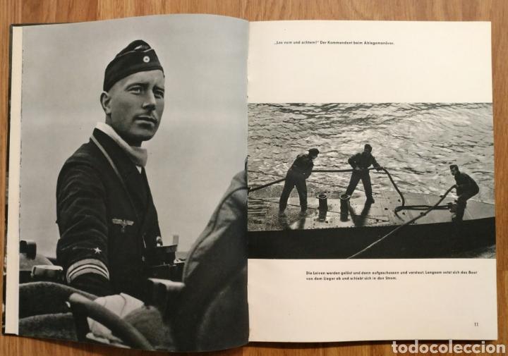 Militaria: 1942 - U-Boot auf Feindfahrt U-BOAT SUBMARINOS ALEMANES SEGUNDA GUERRA MUNDIAL KRIEGSMARINE - Foto 6 - 105359426