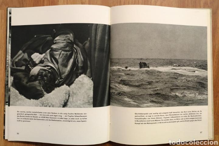 Militaria: 1942 - U-Boot auf Feindfahrt U-BOAT SUBMARINOS ALEMANES SEGUNDA GUERRA MUNDIAL KRIEGSMARINE - Foto 8 - 105359426