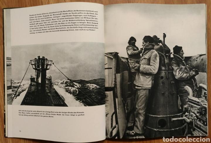 Militaria: 1942 - U-Boot auf Feindfahrt U-BOAT SUBMARINOS ALEMANES SEGUNDA GUERRA MUNDIAL KRIEGSMARINE - Foto 9 - 105359426