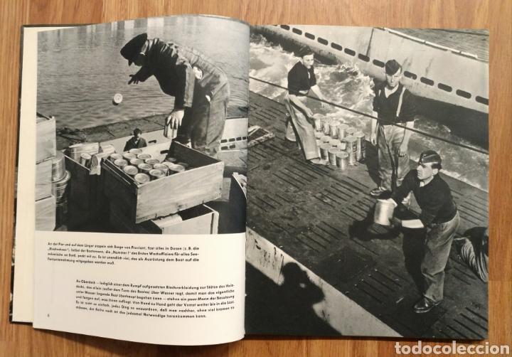 Militaria: 1942 - U-Boot auf Feindfahrt U-BOAT SUBMARINOS ALEMANES SEGUNDA GUERRA MUNDIAL KRIEGSMARINE - Foto 10 - 105359426
