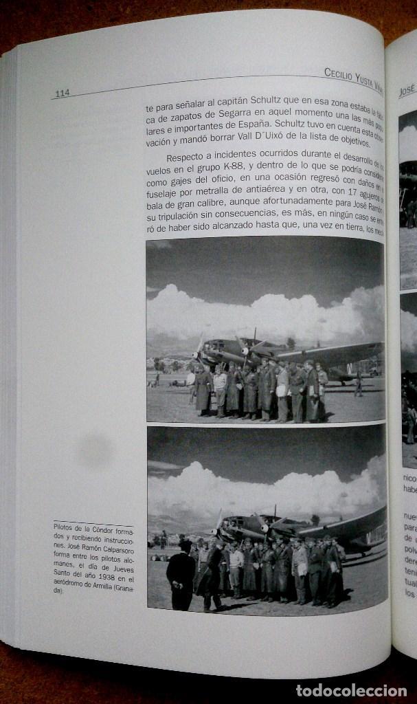 Militaria: JOSE LUIS DE CALPASORO, UN PILOTO ESPAÑOL EN LA LEGION CONDOR - Foto 2 - 115543492