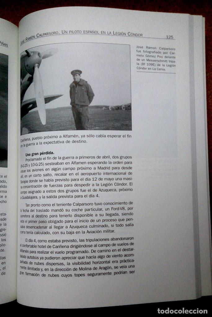 Militaria: JOSE LUIS DE CALPASORO, UN PILOTO ESPAÑOL EN LA LEGION CONDOR - Foto 4 - 115543492