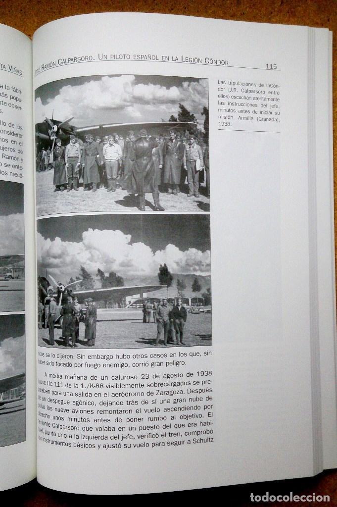 Militaria: JOSE LUIS DE CALPASORO, UN PILOTO ESPAÑOL EN LA LEGION CONDOR - Foto 5 - 115543492