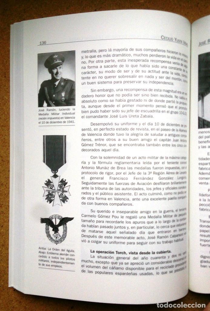 Militaria: JOSE LUIS DE CALPASORO, UN PILOTO ESPAÑOL EN LA LEGION CONDOR - Foto 6 - 115543492