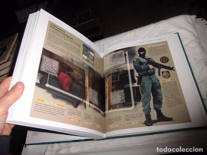 Militaria: ATLAS ILUSTRADO DE LA GUARDIA CIVIL.EDUARDO MARTINEZ VIQUEIRA.SUSAETA - Foto 4 - 105591699