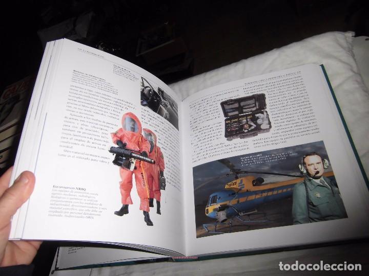 Militaria: ATLAS ILUSTRADO DE LA GUARDIA CIVIL.EDUARDO MARTINEZ VIQUEIRA.SUSAETA - Foto 6 - 105591699