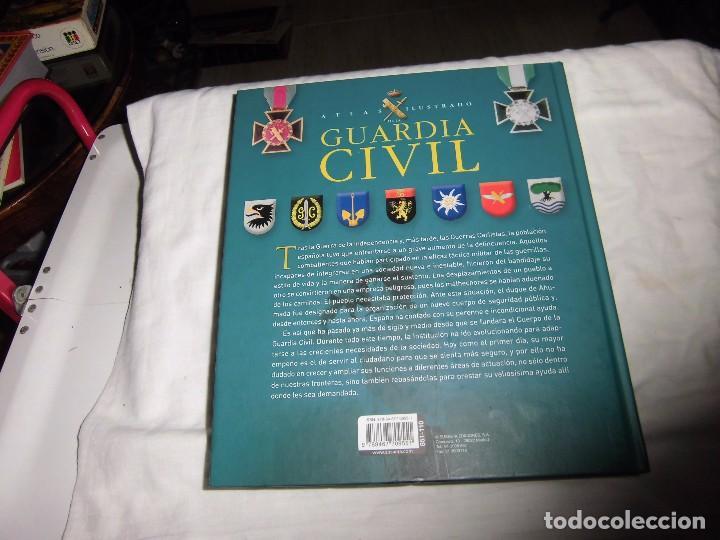 Militaria: ATLAS ILUSTRADO DE LA GUARDIA CIVIL.EDUARDO MARTINEZ VIQUEIRA.SUSAETA - Foto 12 - 105591699