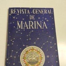 Militaria: REVISTA GENERAL DE MARINA FEBRERO 1959.. Lote 105642423