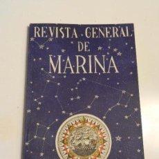 Militaria: REVISTA GENERAL DE MARINA JULIO 1959.. Lote 105642535
