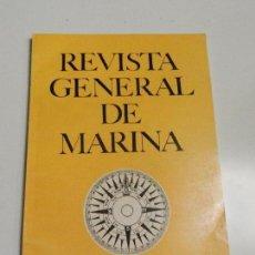 Militaria: REVISTA GENERAL DE MARINA JULIO 1966.. Lote 105642671