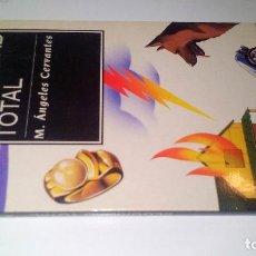 Militaria: SEGURIDAD TOTAL- M ANGELES CERVANTES-PLANETA 1995. Lote 105686055