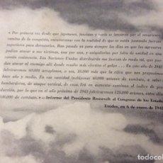Militaria: AVIONES DE GUERRA,MUY BONITO. Lote 105736035
