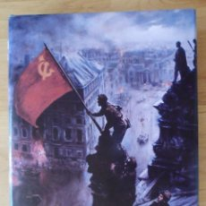Militaria: BERLÍN ENTONCES Y AHORA. EN ALEMÁN GRAN FORMATO. VIENE CON PLANO COMO SEPARATA. Lote 105771923