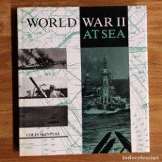 Militaria: WW2 - WORLD WAR II AT SEA - GUERRA NAVAL - SEGUNDA GUERRA MUNDIAL EN EL MAR BATALLAS EN EL MAR. Lote 105844843